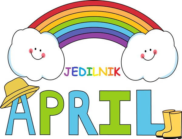 This image has an empty alt attribute; its file name is jedilnik-april.jpg
